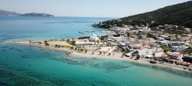 Crucero por Agistri, Moni, Poros y Love Bay