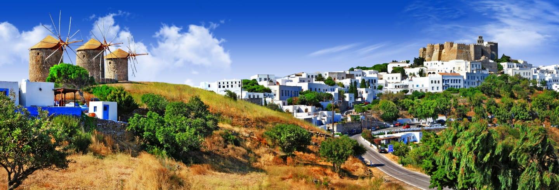 Crucero por las islas del Egeo