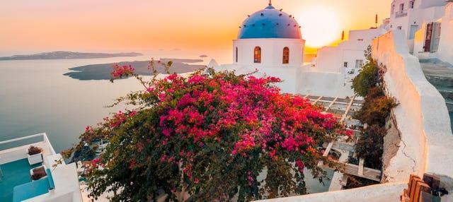 Escapada a Santorini de 2 o más días