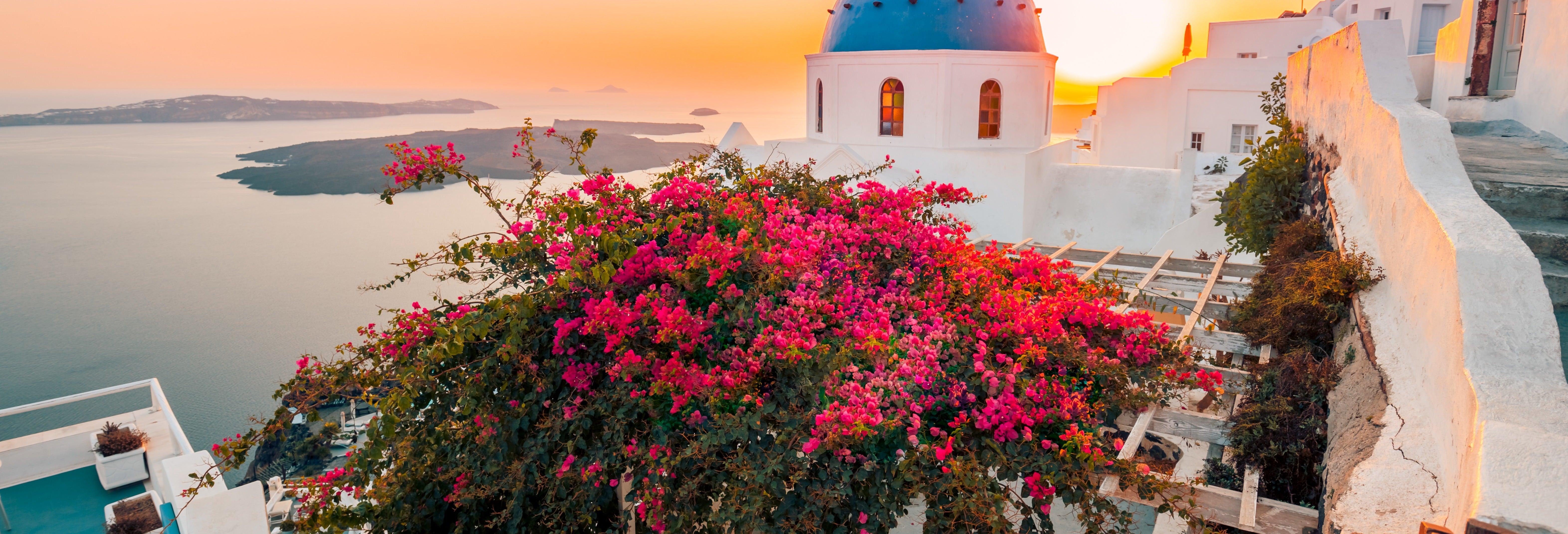Excursão a Santorini de 2 ou mais dias