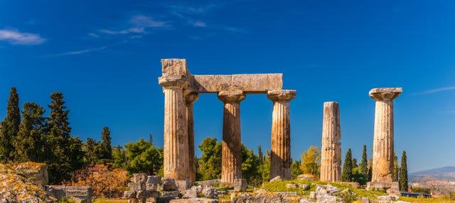 Excursión a Corinto, Micenas y Epidauro