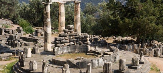 Excursión de 2 días a Delfos y Meteora