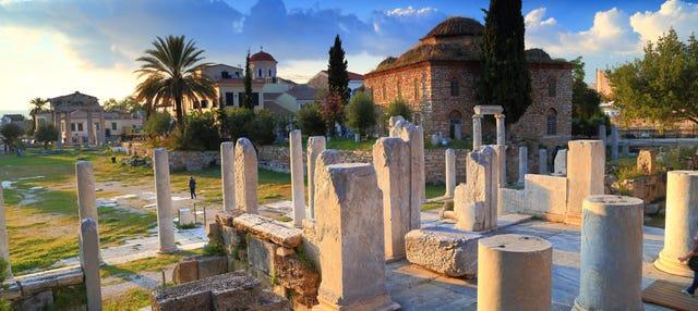 Free tour por Atenas