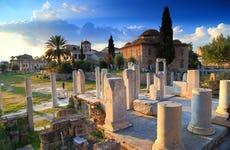 Free tour por Atenas ¡Gratis!