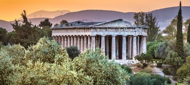 Free tour mitológico por Atenas
