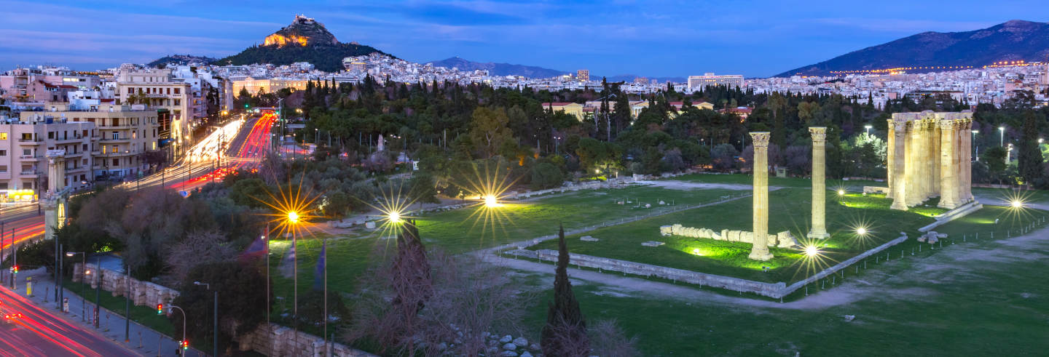 Free tour mitológico por Atenas ¡Gratis!