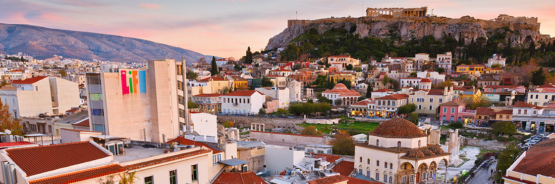 2-Day Athens Itinerary