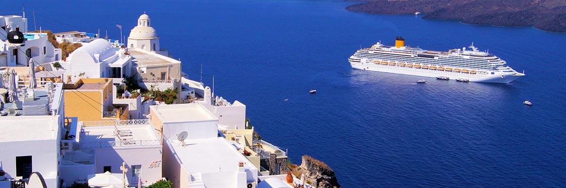 Cruceros desde Atenas