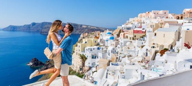 Santorini, Paros y Naxos en 7 días