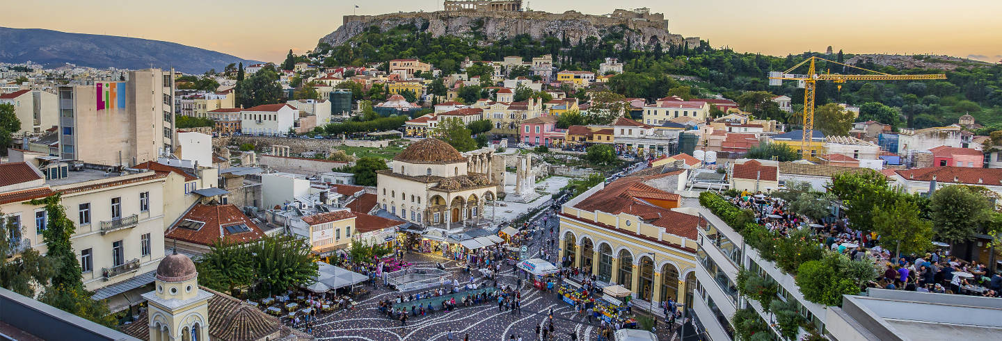 Authentic Athens Guided Tour