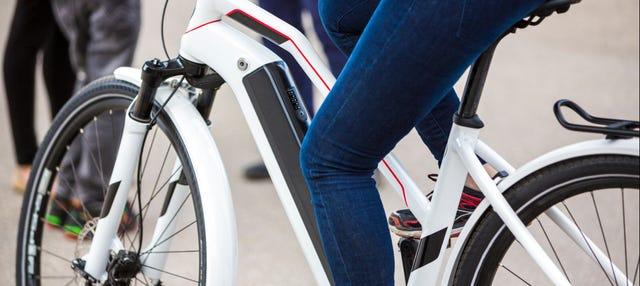 Electric Bike Tour of Athens
