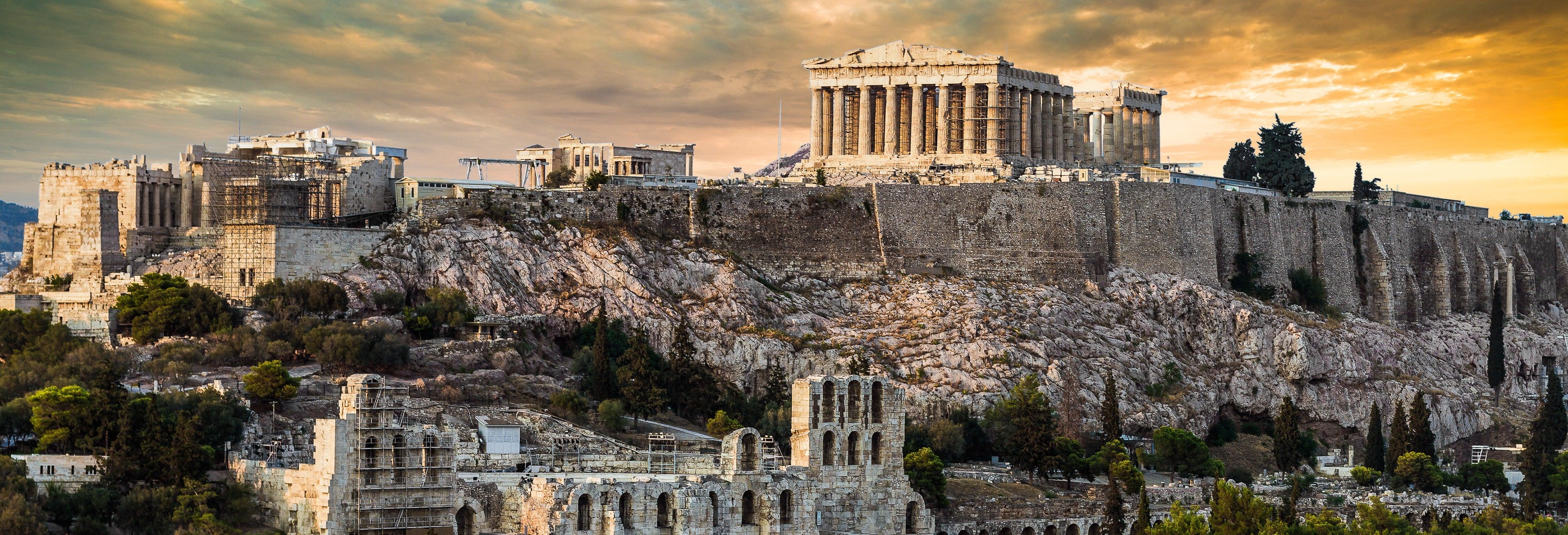 Tour privado por Atenas con guía en español