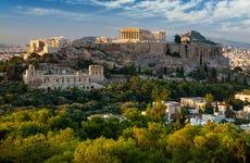 Tour en tuk tuk por Atenas