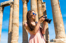 Visite de l'Acropole avec guide francophone