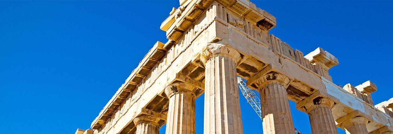 Visita guiada por Atenas