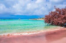 Excursión a la playa Elafonisi