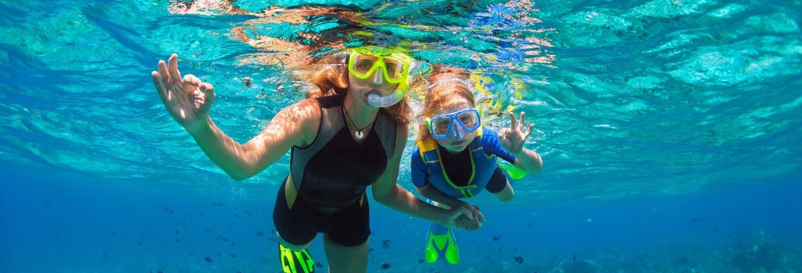 Paseo en barco y snorkel en Canea