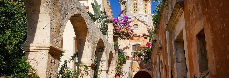 Tour de Creta al completo