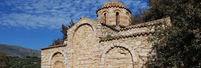 Tour pelas igrejas de Apokoronas