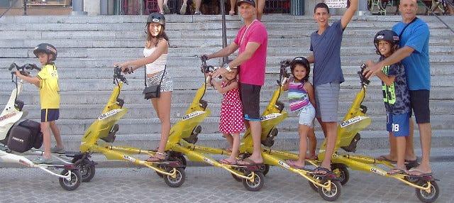 Tour en trike dans La Canée