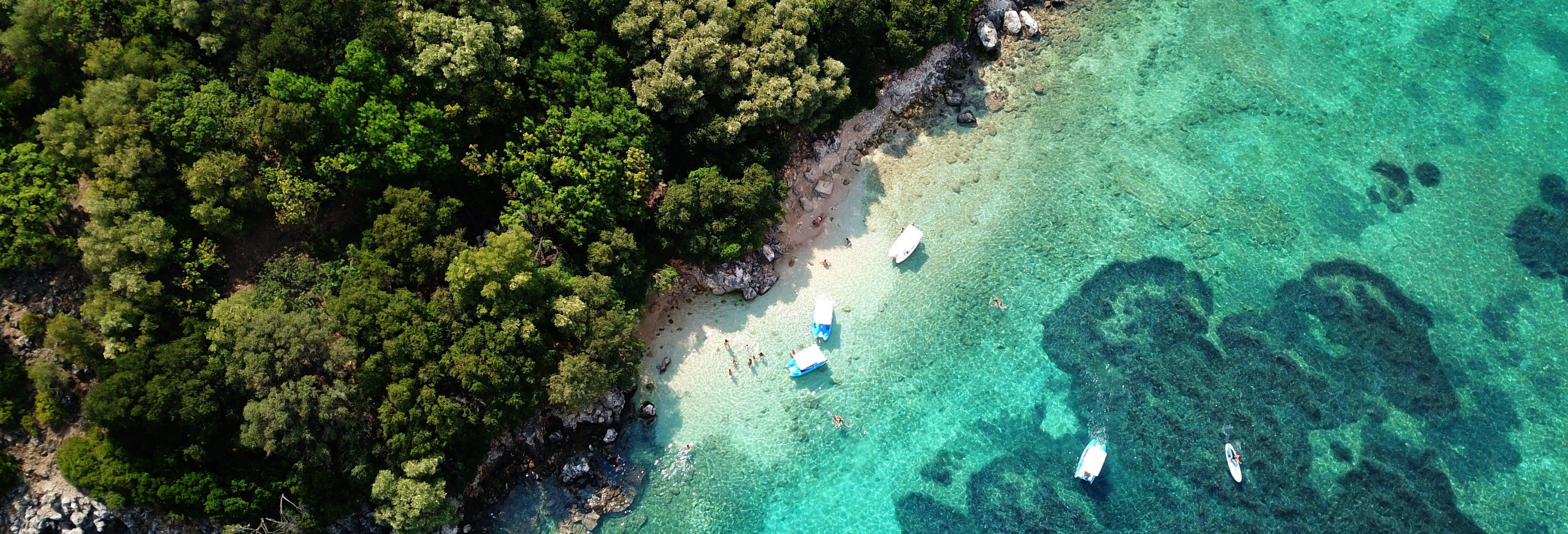 Blue Lagoon and Sivota Cruise