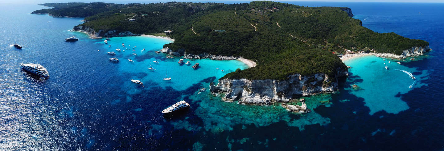 Paxoi, Antipaxoi and Blue Caves Cruise