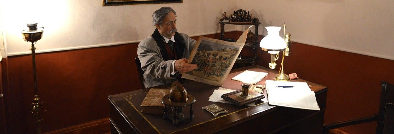 Visita guidata del Museo Casa Parlante