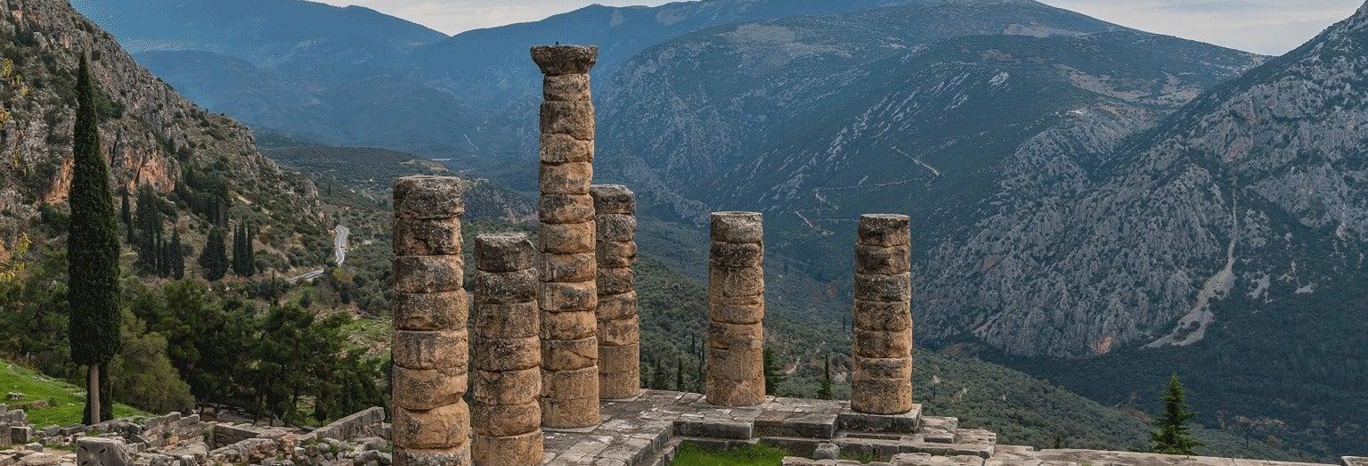 Delphi Ancient Ruins Tour