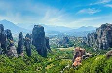 Excursión a los Monasterios de Meteora