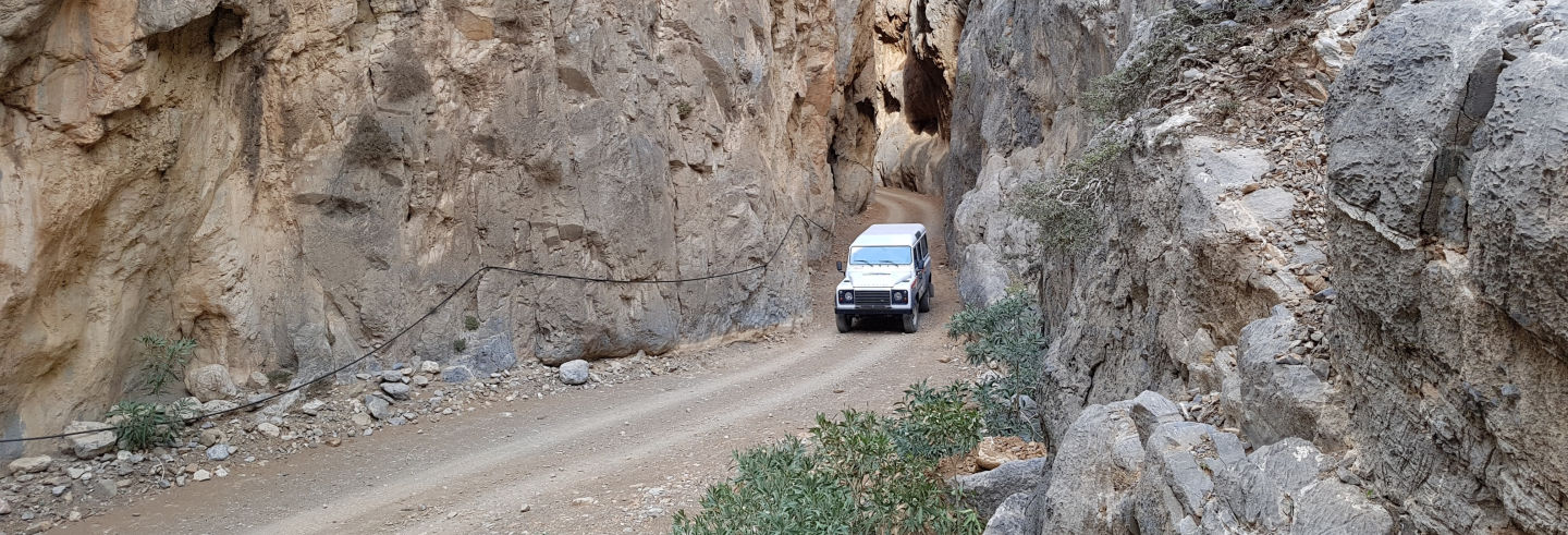 Asterousia Mountain & Villages Jeep Safari