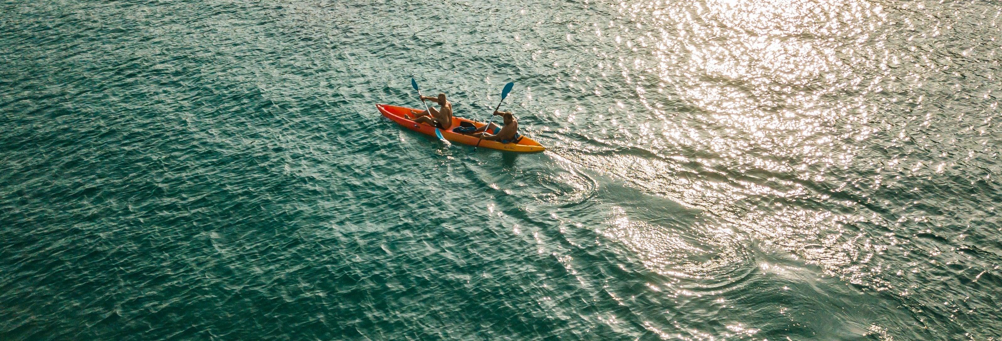 Noleggio kayak a Mykonos