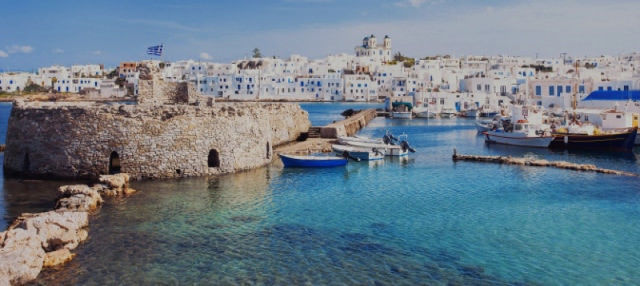 Excursion à Paros