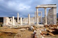 Tour histórico por la isla de Naxos