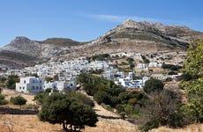Tour por los pueblos del interior de Naxos