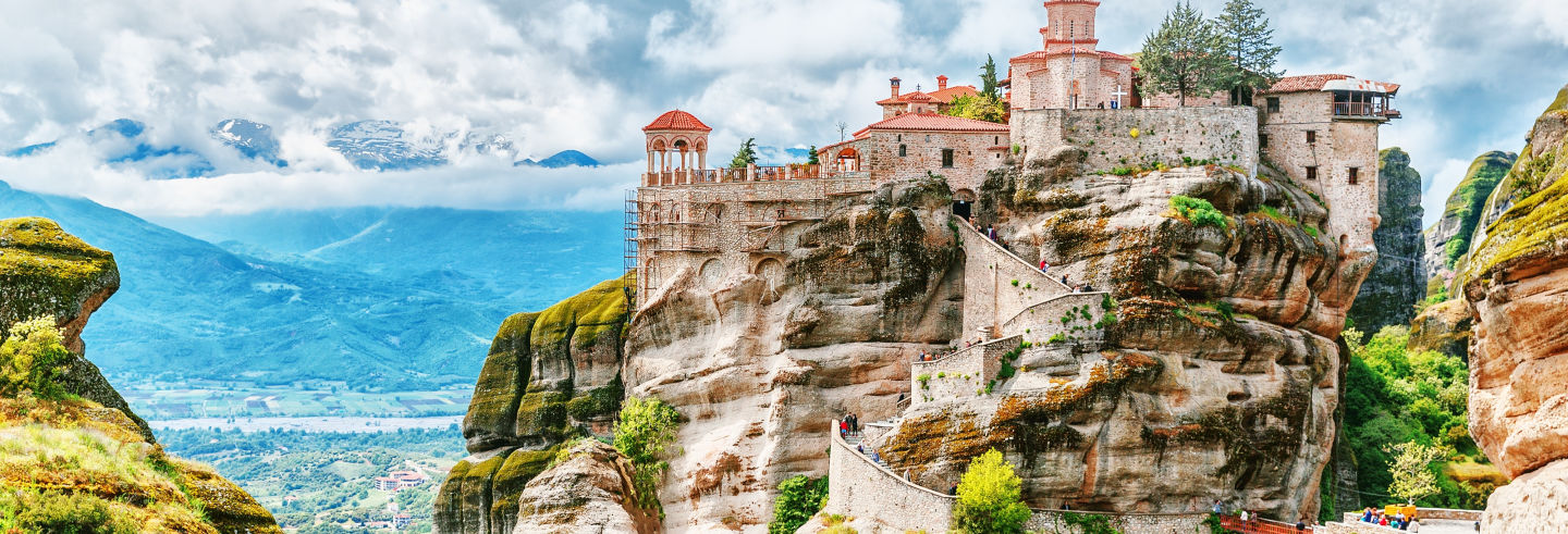 Escursione ai monasteri di Meteora