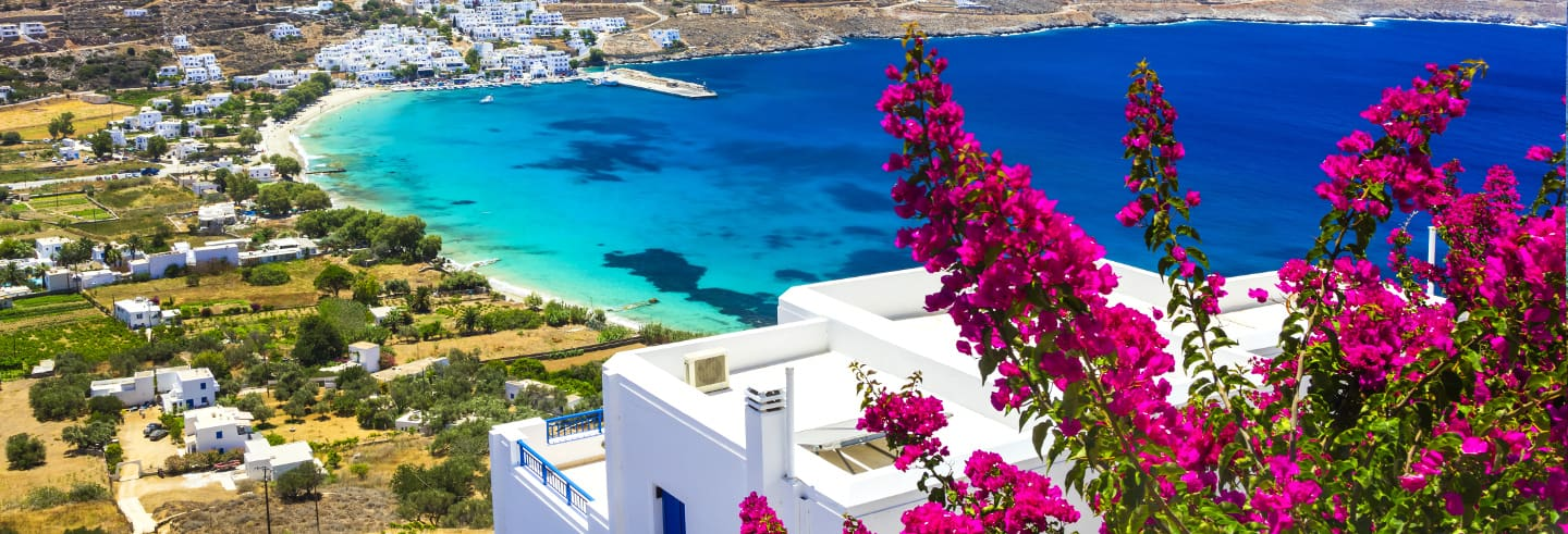 Boat Trip to Amorgos