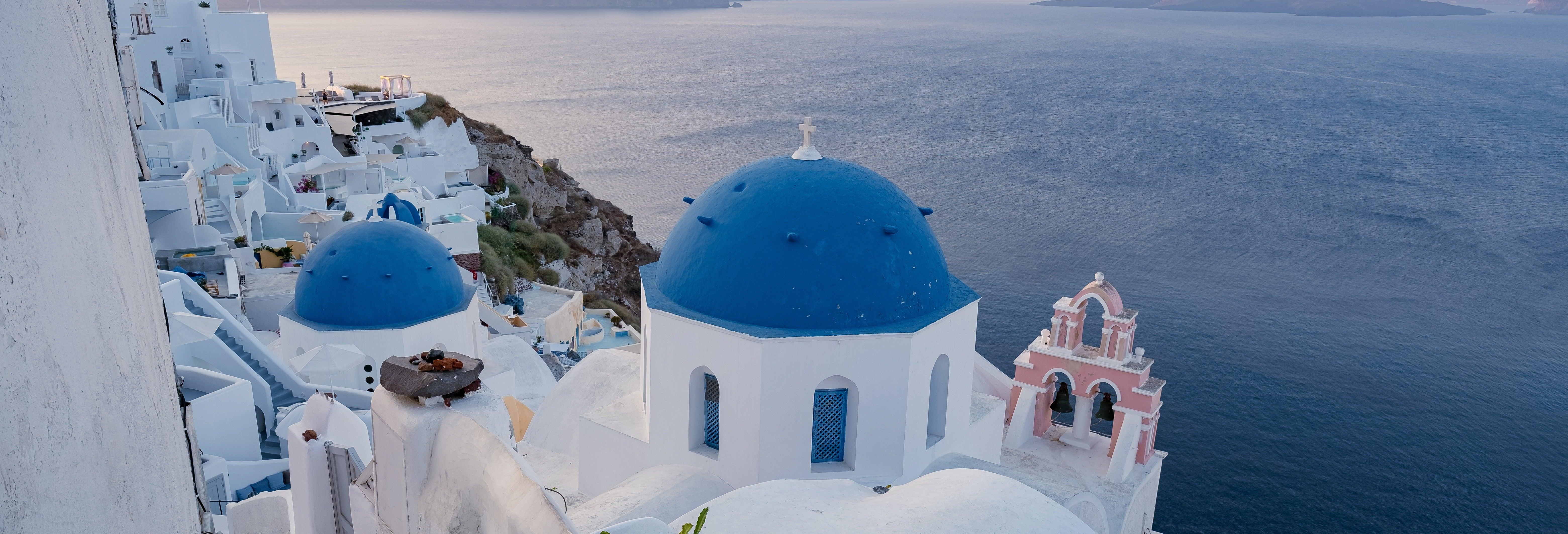 Excursión a Santorini