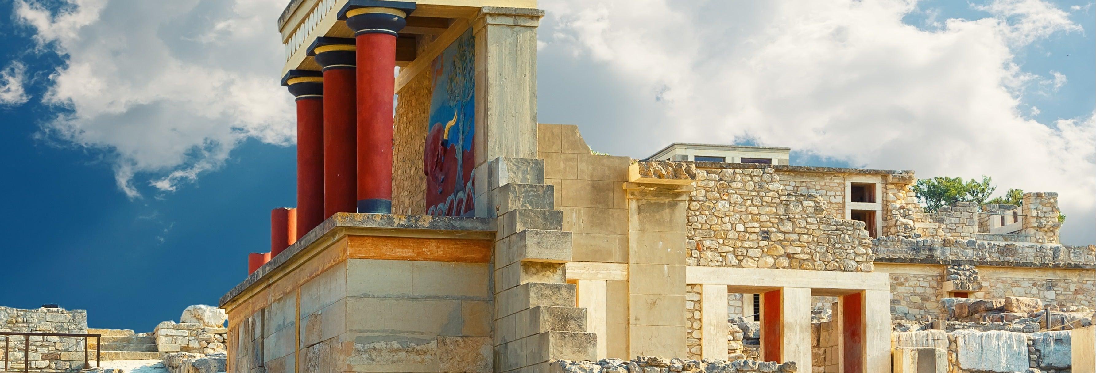 Excursión a Heraklión y Palacio de Knossos