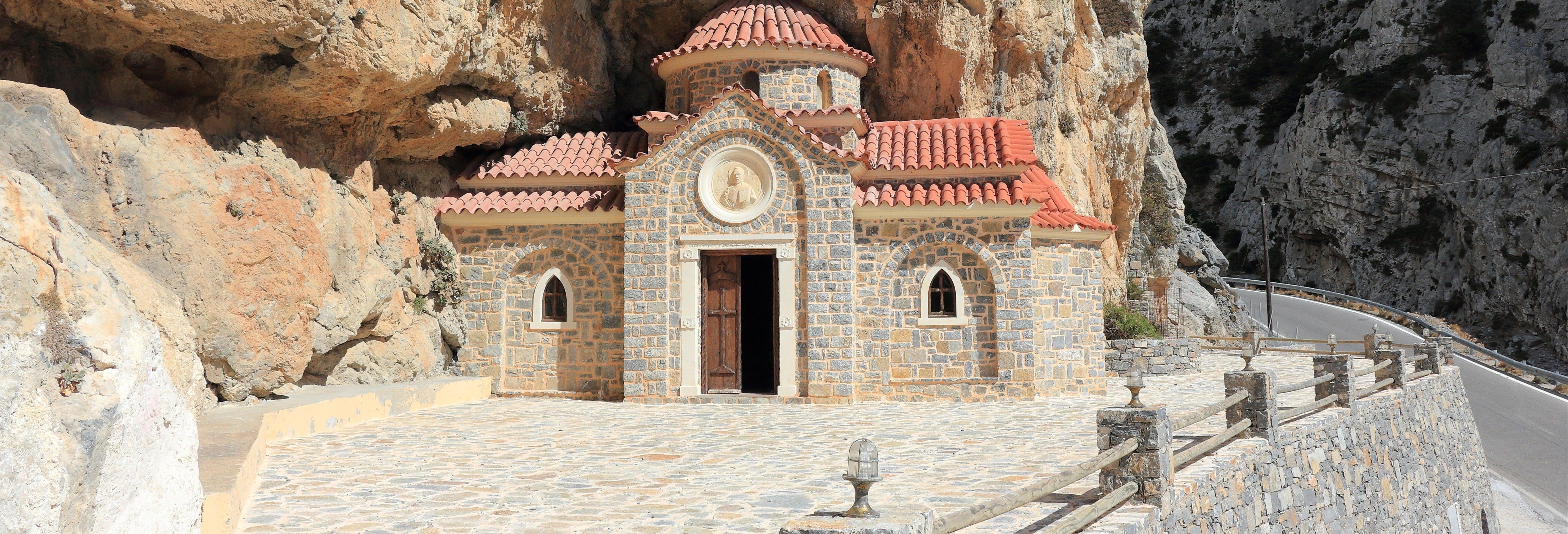 Central Crete + Kournas Lake Day Trip