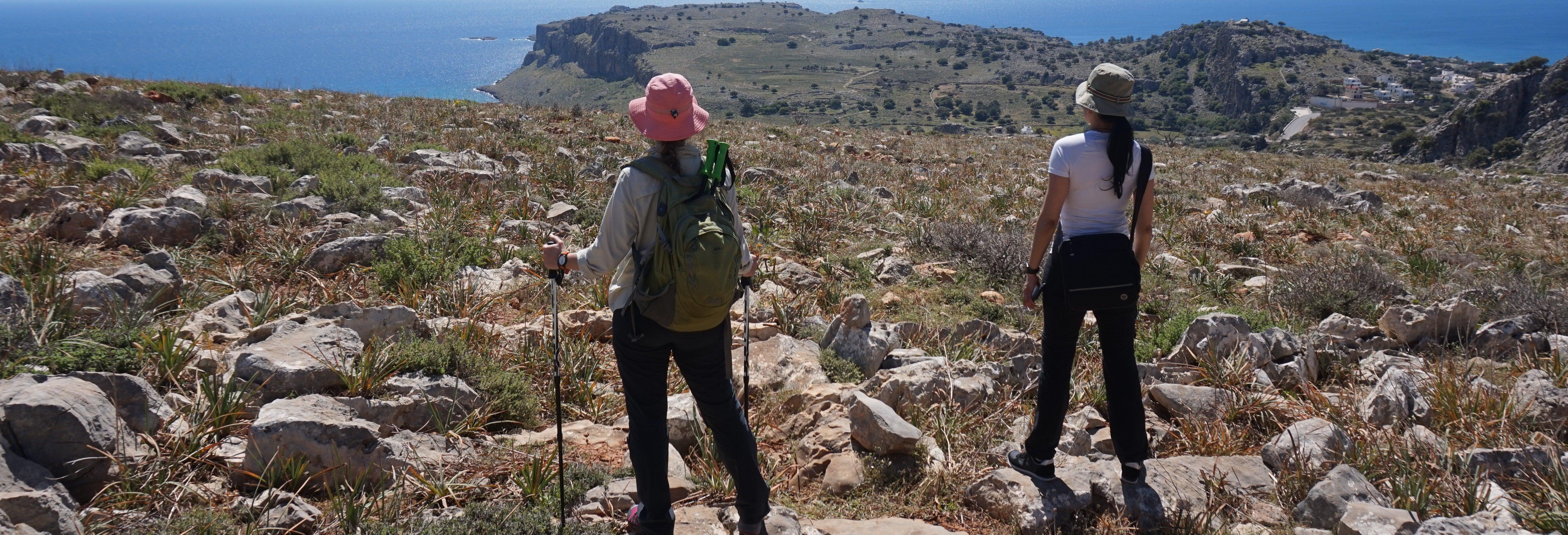 Trekking a Lindo