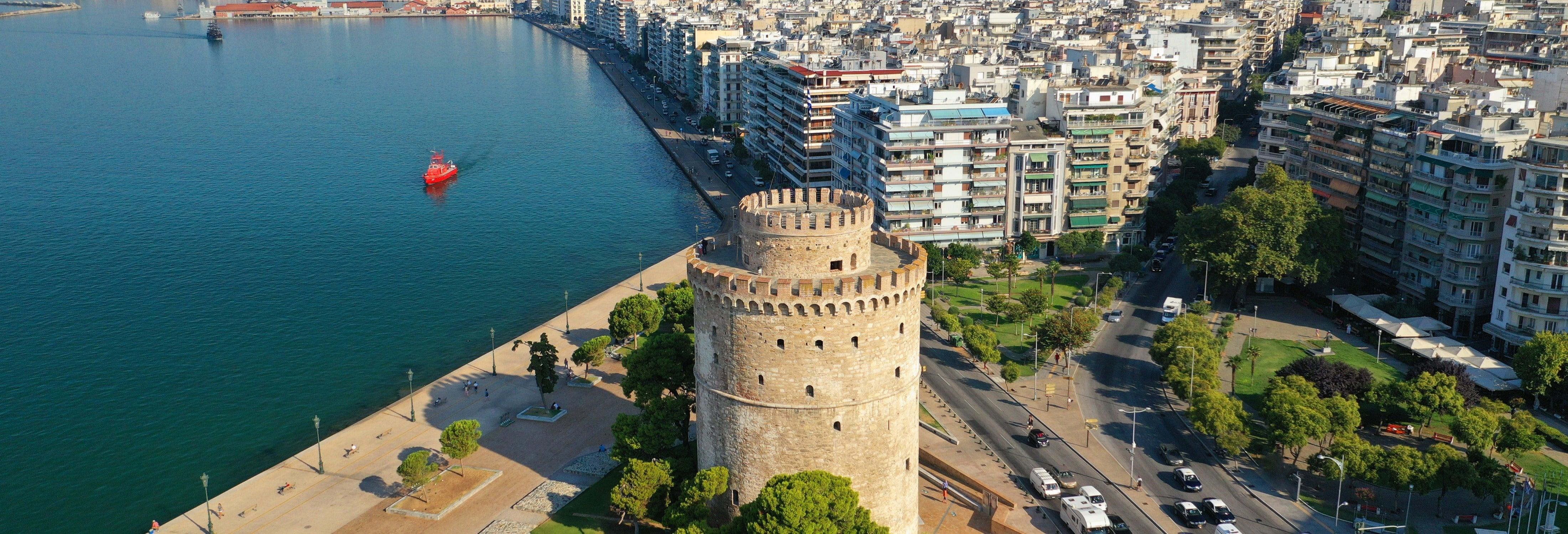 Autobús turístico de Salónica