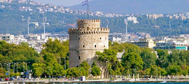 Tour panorámico por Salónica