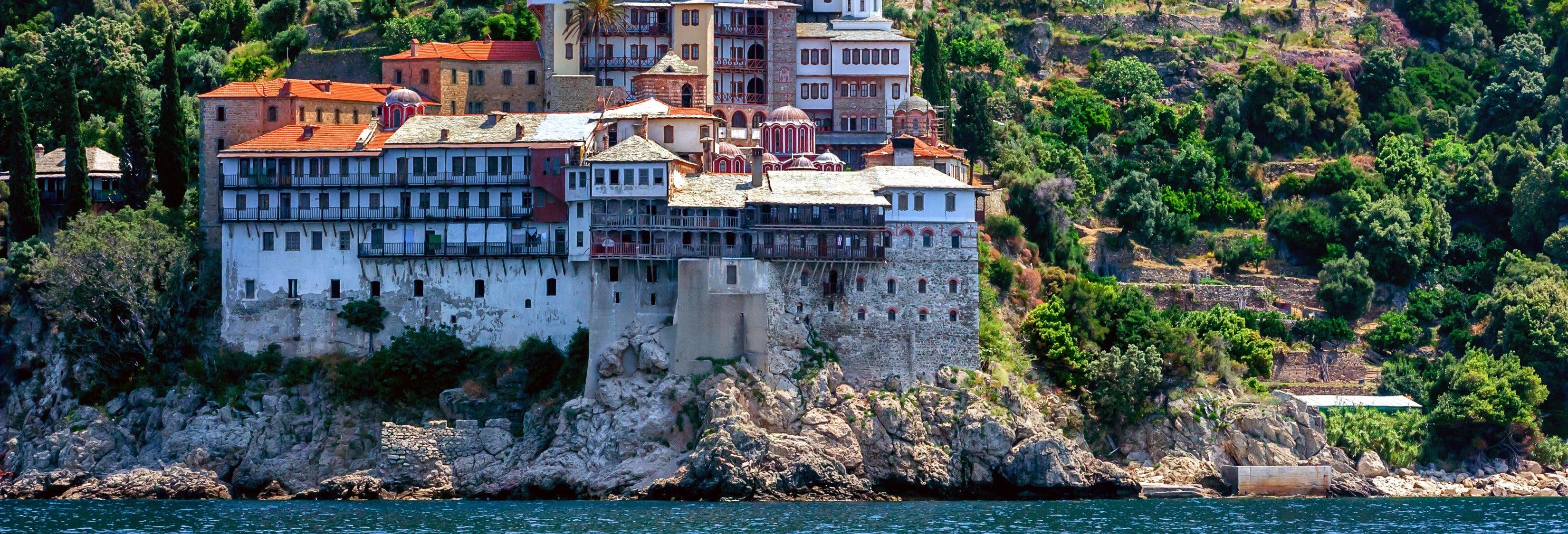 Crucero por el Monte Athos