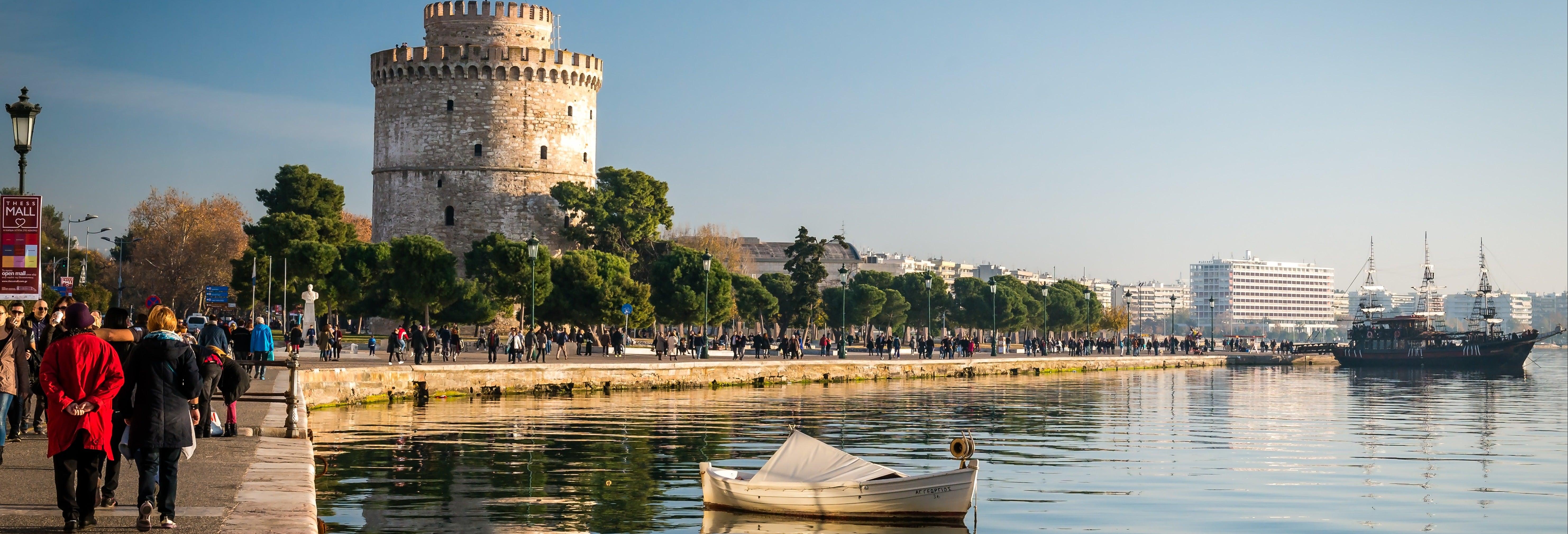 Excursión a Salónica