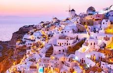 Tour de Santorini al completo