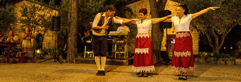 Greek Folklore Show & Dinner in Zakynthos