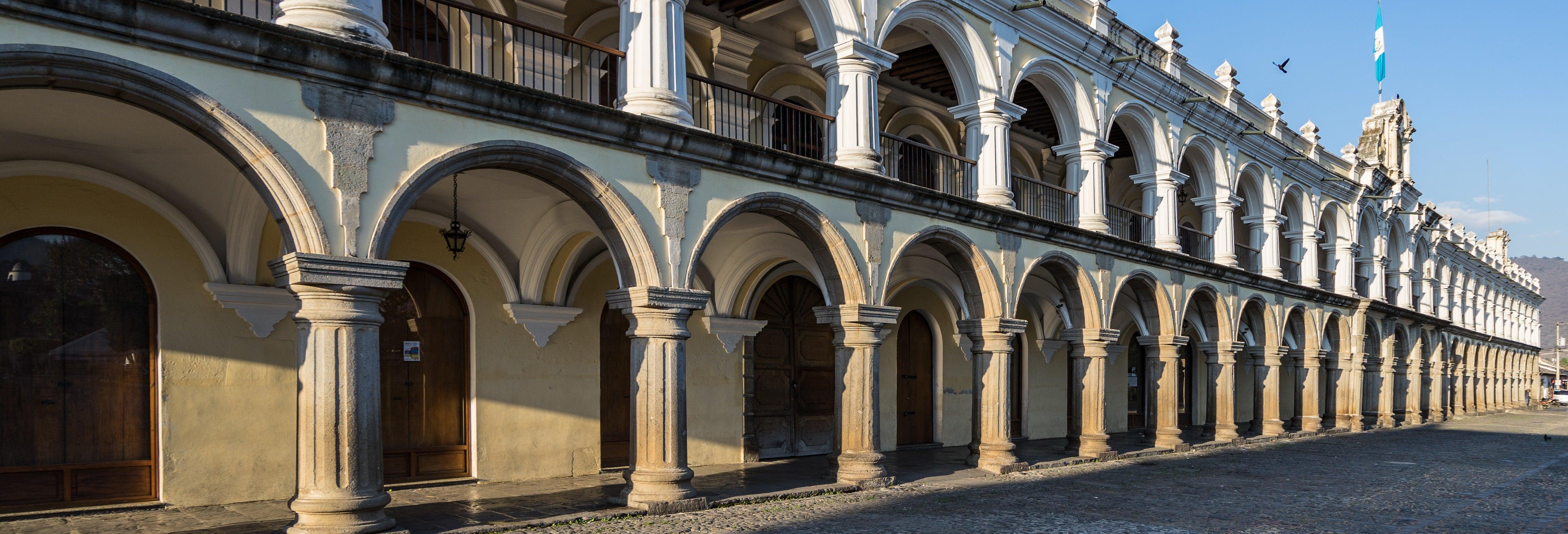 Free tour por Antigua Guatemala
