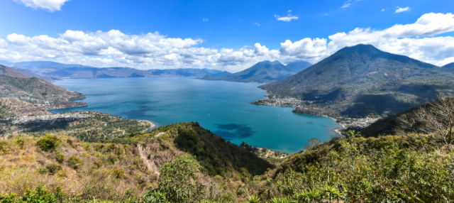 Excursión al Lago Atitlán + Paseo en barco a Santiago