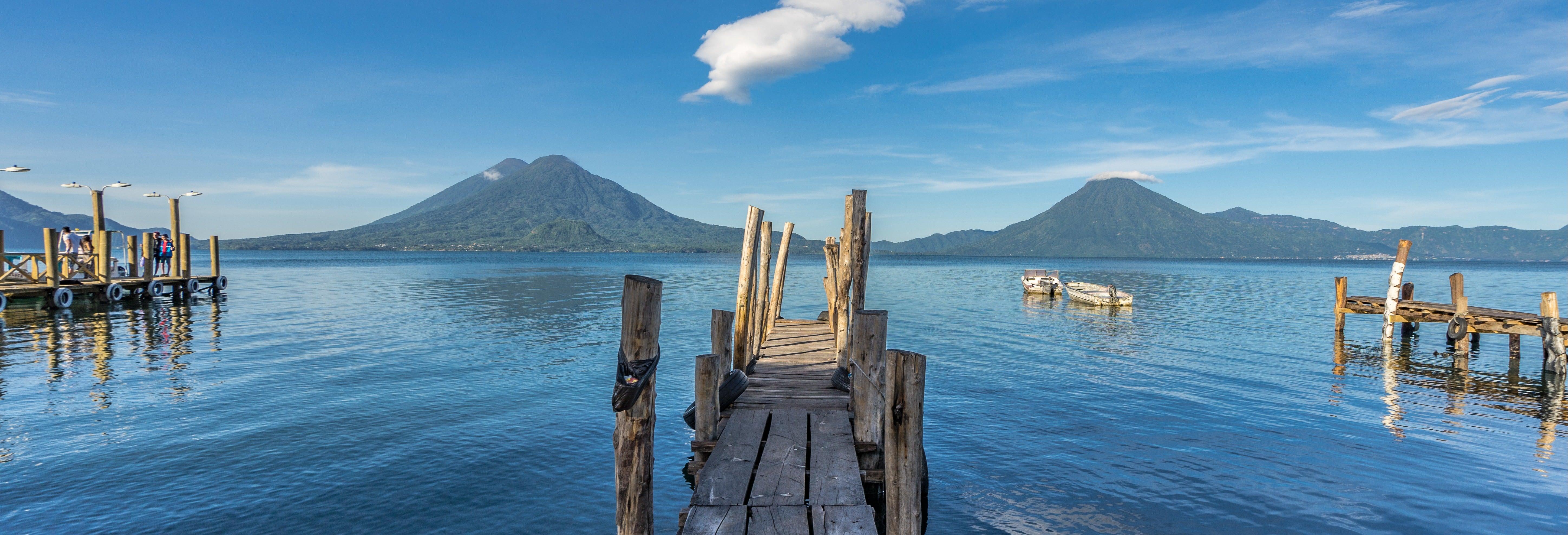 Tour de 2 días por el lago Atitlán y Chichicastenango