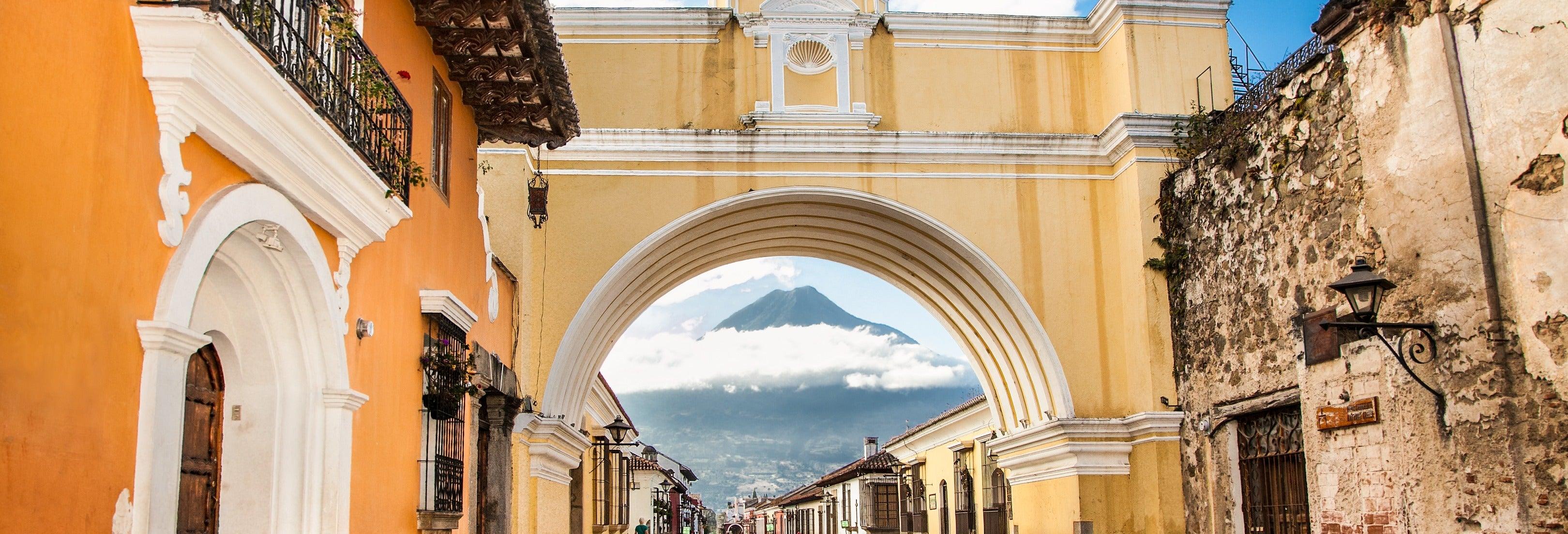 Circuito de 5 ou 6 dias pela Guatemala
